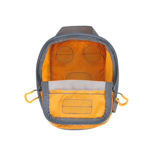 Vanquest Sticky Cube Expandable Medium Orange