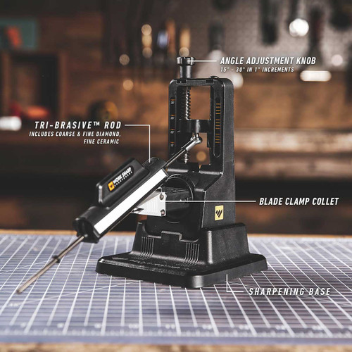Work Sharp Precision Adjust Knife Sharpener