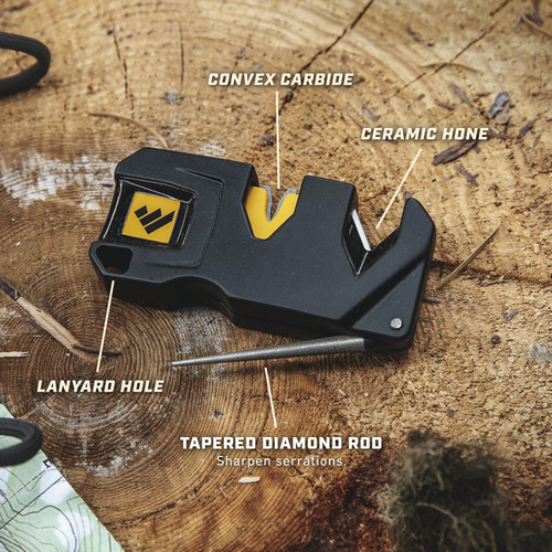 Work Sharp Pivot Plus Knife Sharpener
