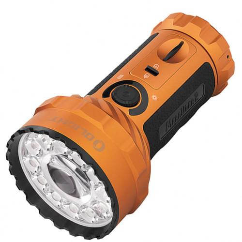 Olight Marauder 2 Orange w/ Case *Limited Edition*