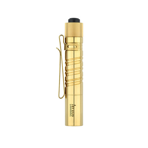 Olight i3TEoS Brass *Limited Edition*
