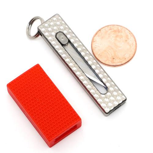 Maratac Slide Lock Ti Craft Knife + Spare Blades