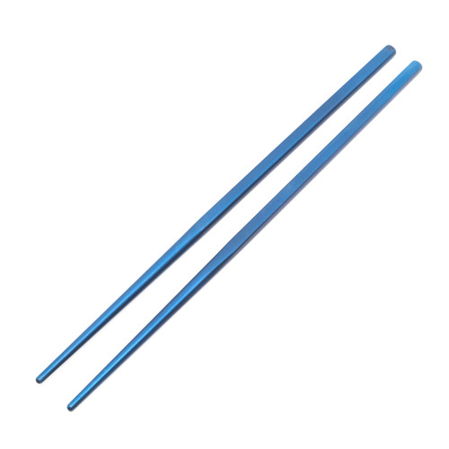 Maratac Blue Robusto Ti Chopstick Kit