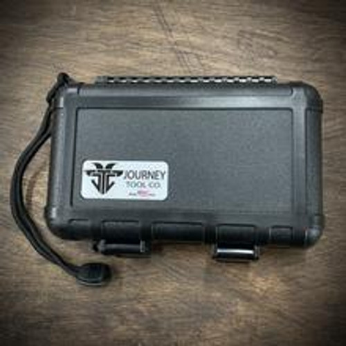 Journey Tool Co. Essentials Maintenance Kit , Rootbeer Brown
