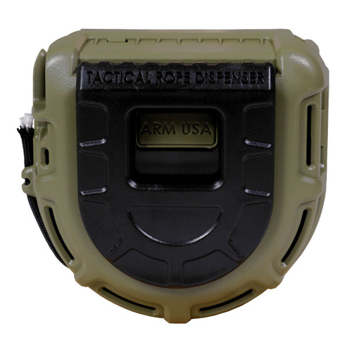 Atwood TRD ~ Tactical Rope Dispenser OD