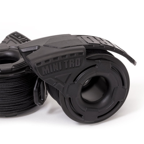 Atwood TRD Mini ~ Tactical Rope Dispenser Black