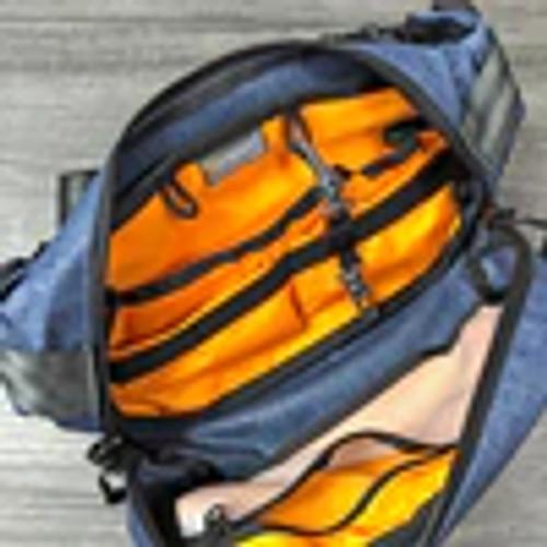Vanquest DENDRITE-Small Waist Pack Multicam Black
