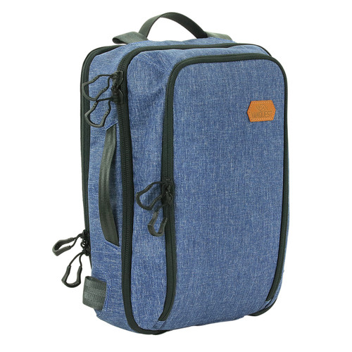 Vanquest CARBIDE-12 Convertable Sling Backpack Midnight Blue (12 Liters)