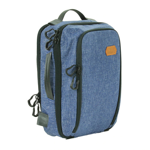 Vanquest CARBIDE-8 Convertable Sling Backpack Midnight Blue (8 Liters)