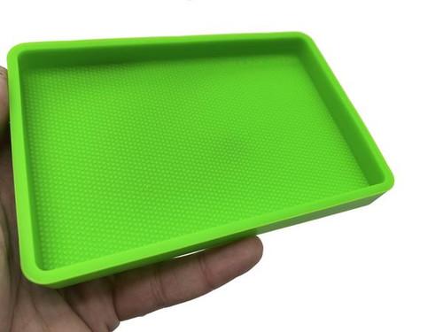 Armorer Non Slip Parts Tray - Zombie Green