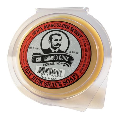 Col. Conk Bay Rum Shave Soap Superbar 3.75oz