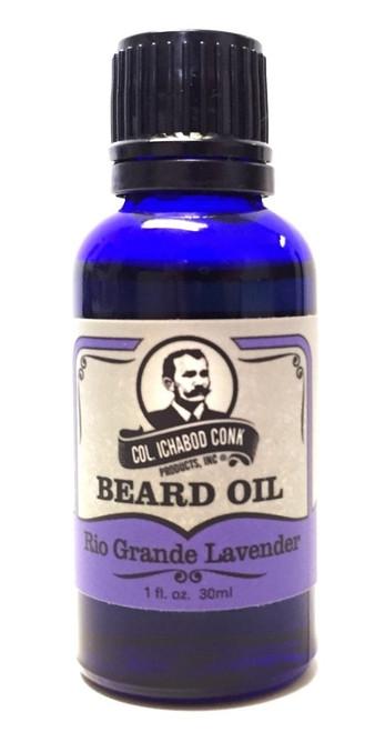 Col. Conk Beard Oil Rio Grande Lavender