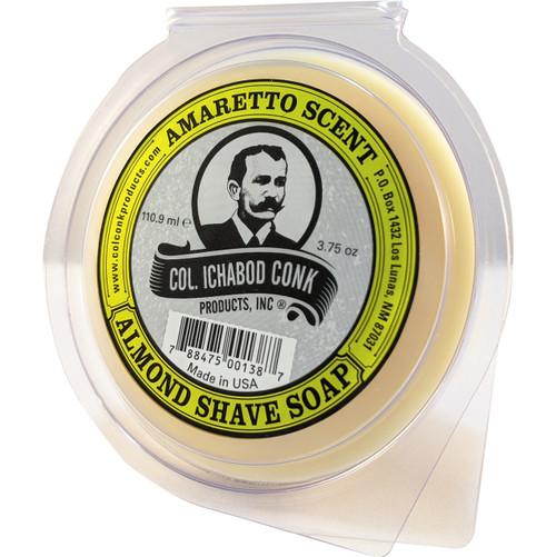 Col. Conk Almond Shave Soap Superbar 3.75oz