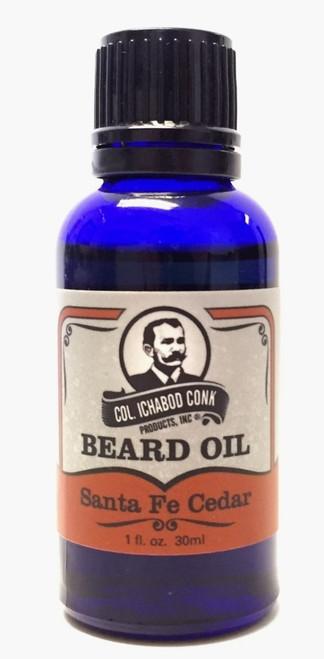 Col. Conk Beard Oil Santa Fe Cedar