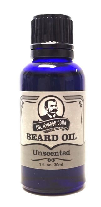 Col. Conk Beard Oil Unscented