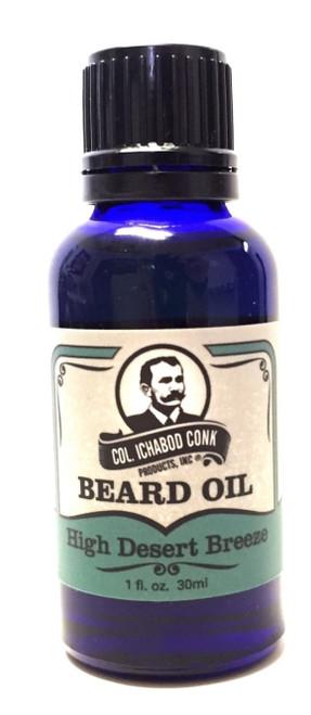Col. Conk Beard Oil High Desert Breeze