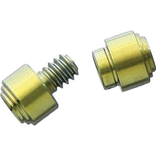 Flytanium Bugout Ti Thumbstud Kit - Gold