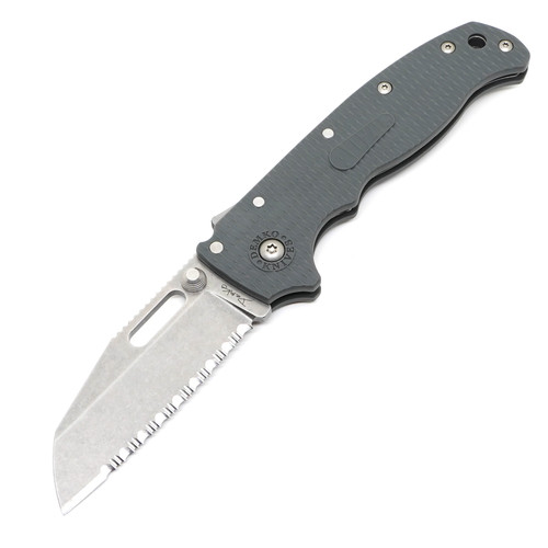 Demko Knives AD20.5 Serrated Shark Foot Aus10A