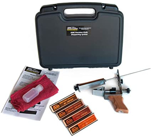 KME Sharpeners KF-D4 Precision Knife Sharpening System
