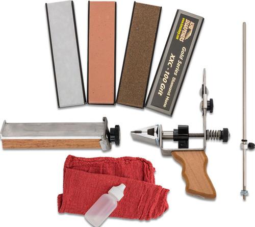 KME Sharpeners KF-CBO RPSH Combo Knife Sharpening System