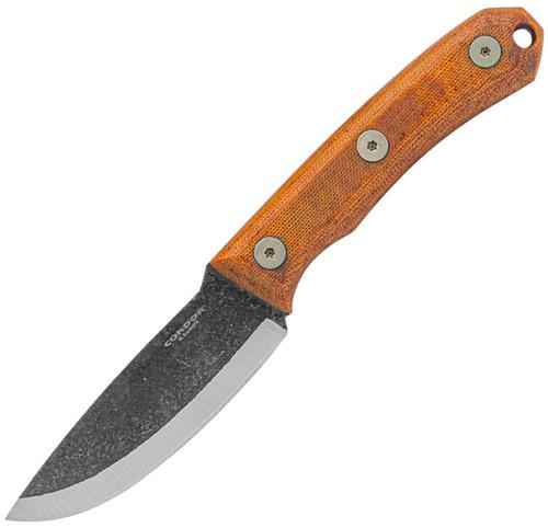 Condor Mountain Pass Carry Knife - Natural Micarta / 440C