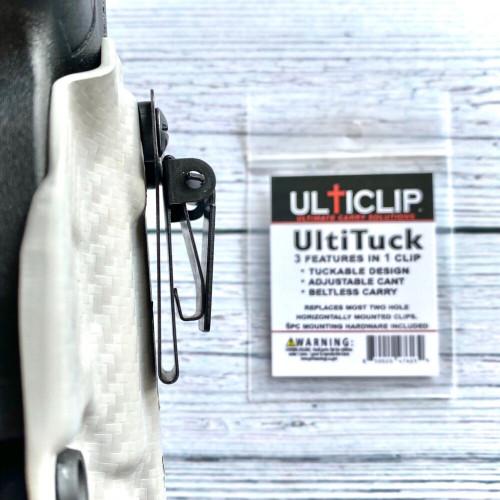 UltiClip UltiTuck 3 in 1 Clip
