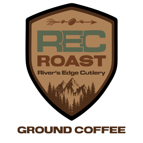 REC Roast 1lb Bag ~ Ground Coffee
