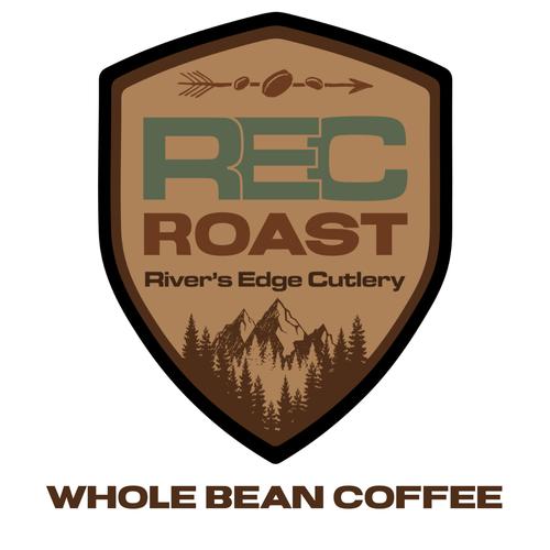 REC Roast 1lb Bag ~ Whole Bean Coffee