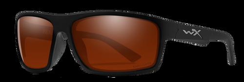WX ACPEA02 Peak Captivate POL Copper Lens/Matte Black Frame