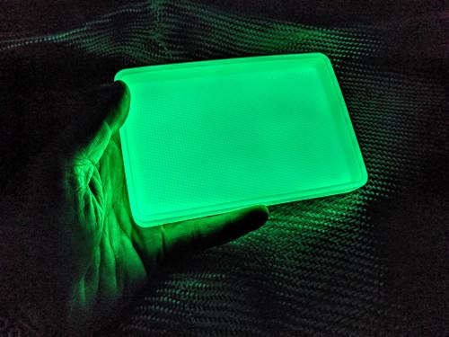 Armorer Non Slip Parts Tray - Glow