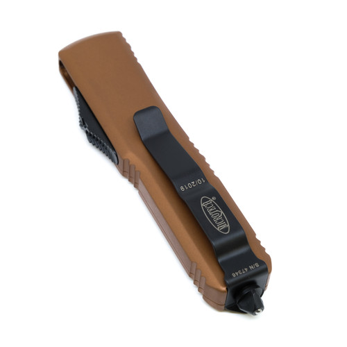 Microtech 233-1TA UTX-85 T/E Tan / Black