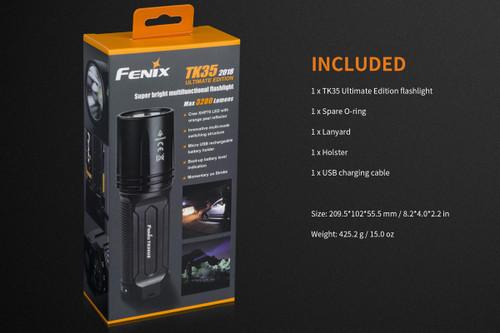 Fenix TK35UE 2018 Edition