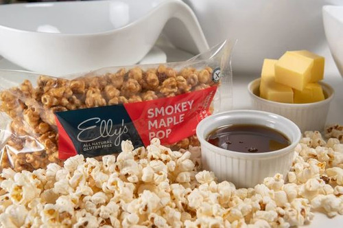 Elly's Smokey Maple POP 120g - Gluten Free