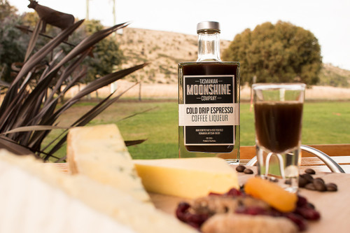 Tasmanian Moonshine - Liqueur Espresso Coffee 700ml