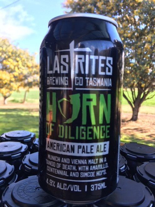"""Horn Of Diligence""  American Pale Ale"
