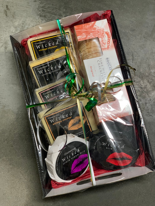 Hamper 13. Wicked Cheese selection gift pack