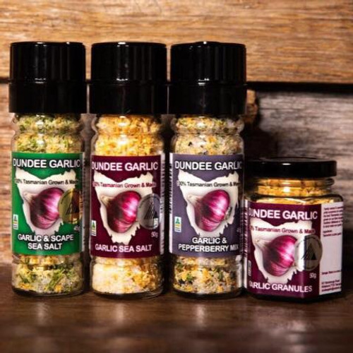 Dundee Garlic & Pepperberry Grinder 45g
