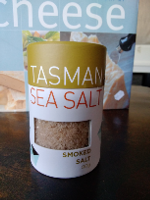 Tasman sea salt 80g - Smoked
