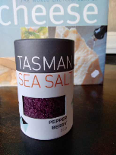 Tasman sea salt 80g - Pepperberry