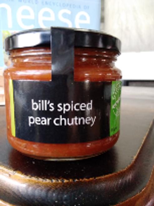 TGK Bill's Spiced Pear Chutney 340g