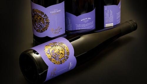 Roslyn 1823 Pinot Gris bottle