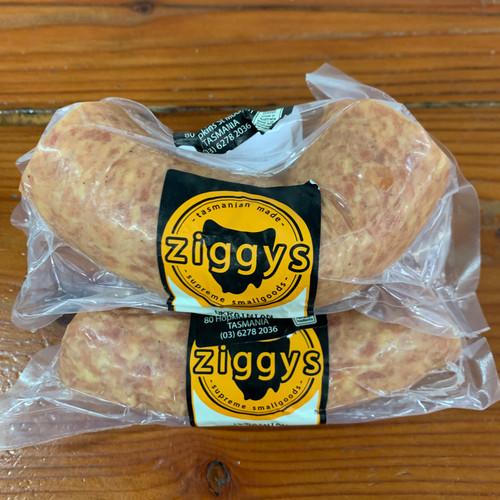 Ziggy's Ukranian Sausage portion 125 - 150g
