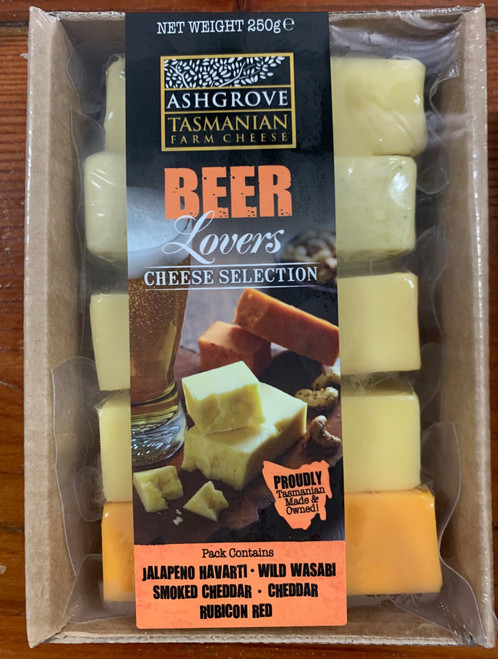 Ashgrove Beer Lovers  5 x 50g