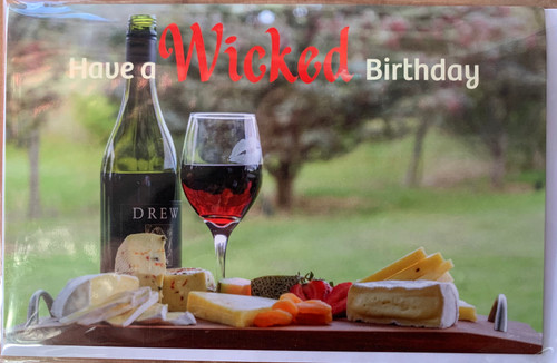 Wicked Birthday card (I Snap Images)