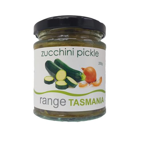 Range Tas Zucchini