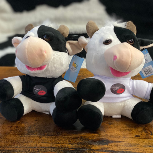 Wicked Plush Cow