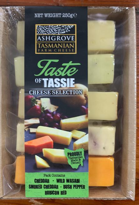 Ashgrove Cheese variety pack (5 x 50g)
