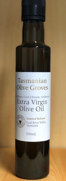 Olive Groves of Tasmania - Olive Oil 250mls