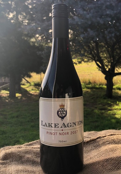 """Lake Agnes"" Pinot Noir"