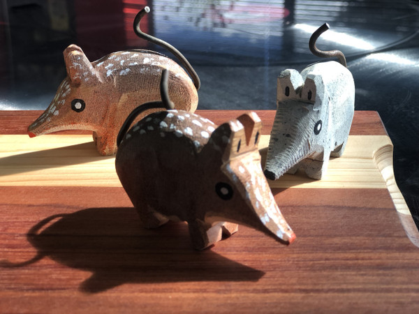 Wicked Wooden Quoll